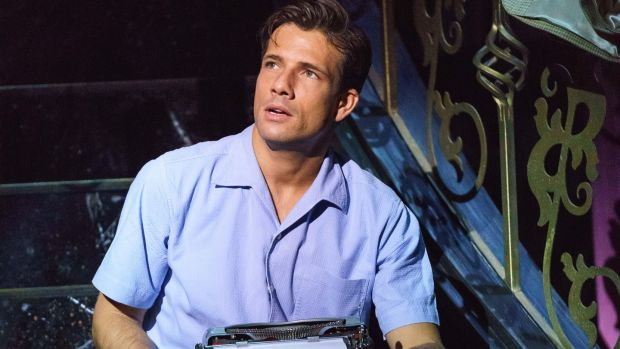 'Strictly Come Dancing' 2016 finalist Danny Mac stars as Joe Gillis in 'Sunset Boulevard'
