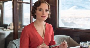 All aboard the all-star express: Daisy Ridley in Murder on the Orient Express