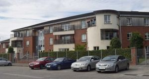 The first-floor, two-bedroom apartment at 19 Brookwood Abbey, Artane, Dublin 5.
