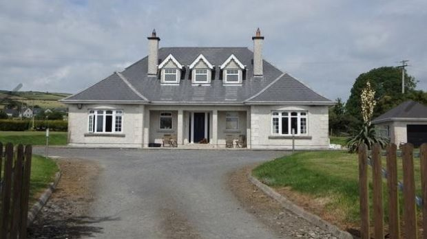 Black Rock House in Mullaunnasmear, Bunclody, Co Wexford