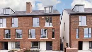 Knockrabo in Co Dublin – split-level semi-detached homes of between 245sq m (2637sq ft) and 248sq m (2669sq ft) over five floors.