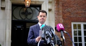 Northern Ireland Secretary James Brokenshire. File Photograph: Mark Marlow/PA Wire