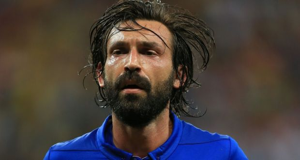 Italy Legend Andrea Pirlo Called Time On An Ilrious Career During Which He Won The 2006