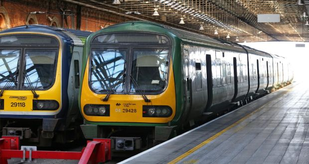 It looks like another Irish Rail strike could soon be on the