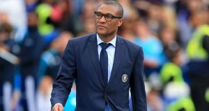 Chelsea have announced technical director Michael Emenalo has resigned. Photo: Mike Egerton/PA Wire