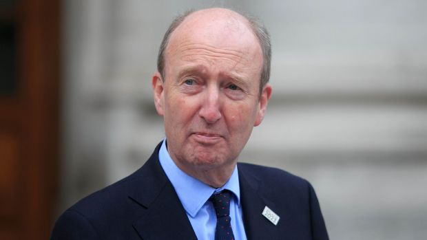 Minister for Transport Shane Ross: 'It is vital for the travelling public – and also for the staff and for the company itself – that public transport is sustained, and that the dispute is resolved in a realistic, fair and workable manner.'