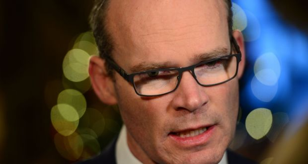 Minister for Foreign Affairs  Simon Coveney will today announce an additional €11 million in humanitarian aid to the Horn of Africa region. Photograph: Dara Mac Dónaill