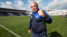 Derek McGrath will lead the Waterford hurlers into the 2018 season. Photograph: Inpho