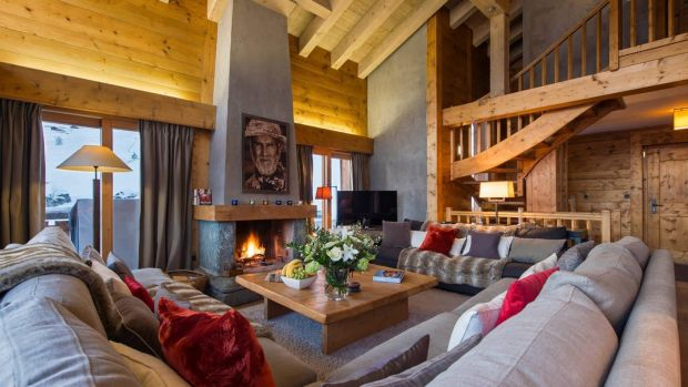 The luxurious Chalet Pierre Avoi in Verbier, Switzerland, is available for exclusive use by a group of up to 14, plus two children.
