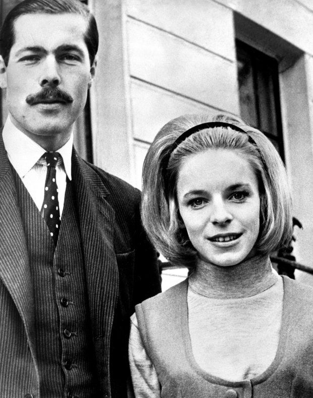 Lord Lucan with his wife Lady Lucan. Photograph: PA