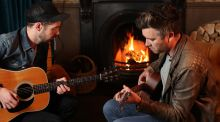 The Hearth Sessions: crackling fires and great music