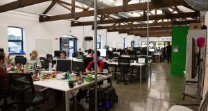 The PorterShed opened its doors in May 2016 and has become home to 30 fast-growing tech companies.