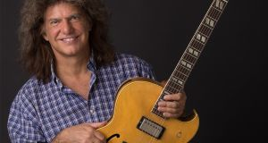 "Pat Metheny: ""The sixties were happening everywhere else but they didn't start in Missouri until 1971."""