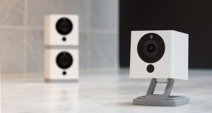 "Wyze Labs' WyzeCam: ""the $19.99 smart home camera for everyone"""