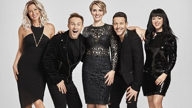 Steps are back: Faye Tozer, Ian 'H' Watkins, Claire Richards, Lee Latchford-Evans and Lisa Scott-Lee