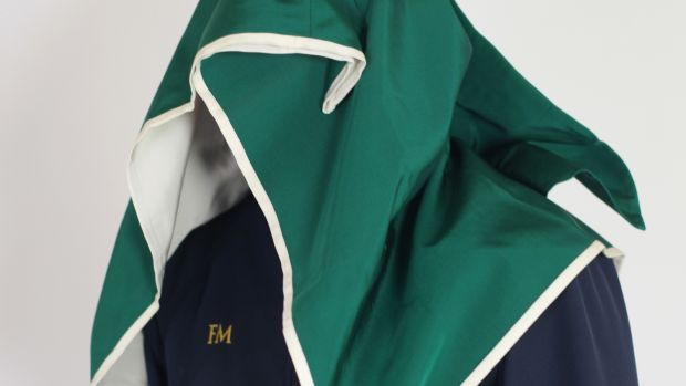 Order of the Golden Dawn ceremonial robe (€600-€800)