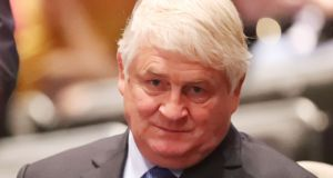 Denis O'Brien: The two O'Brien family trusts are called the Harcourt Trust and the Wellington Trust.  Photograph: Niall Carson/PA Wire