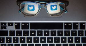 Twitter has decided to make permanent a new 280-character limit on tweets. Photograph: Dominic Lipinski/PA Wire