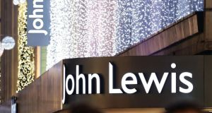 John Lewis launched its first Christmas ad in 2007 and then, as now, its primary purpose was to drive sales in the run-up to December 25th. Photograph: Yui Mok/PA Wire