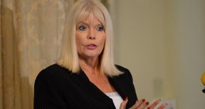 Minister of State for Higher Education Mary Mitchell O'Connor. Photograph: Irish Times/Dara Mac Dónaill