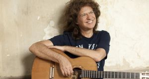 Pat Metheny  has defined contemporary jazz guitar playing and there are few younger players untouched by his bright, fluid sound