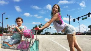 The Florida Project:  remains stubbornly humanistic and openhearted throughout