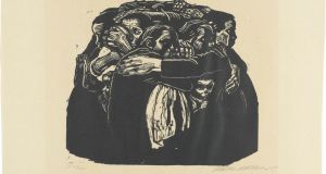 'The Mothers', by Käthe Kollwitz