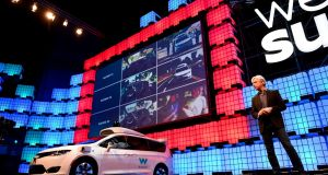 Waymo chief executive John Krafcik announces the latest developments by the Google offshoot in self-driving cars technology.
