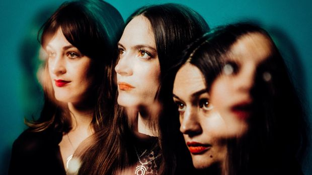 The Staves: harmonic orchestral synthesis