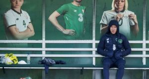Ireland's Jeff Hendrick sat out training for a third straight day ahead of the World Cup playoff encounter with Denmark. Photo: Oisin Keniry/Inpho