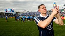 Dublin goalkeeper Stephen Cluxton. He is playing on perhaps the best team to have ever played the game – he's not that busy for large parts of the season. Photograph: James Crombie/Inpho