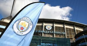 "Manchester City's chief executive Ferran Soriano said:  ""We are committed to playing beautiful football and to win. Both elements are compatible, and the second is a consequence of the first."" Photograph:   Getty Images"