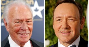 Actor Christopher Plummer will replace Kevin Spacey in the completed but unreleased Hollywood film All the Money in the World.