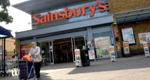 Sainsbury's chief executive Mike Coupe said the group will have 165 Argos stores open in supermarkets by Christmas