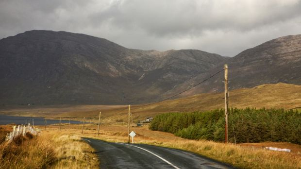 Cycle the hills of Connemara on a trip to Clifden. Photograph: iStock