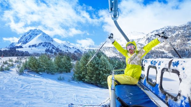 Family ski trips discounts for December from Crystal Ski