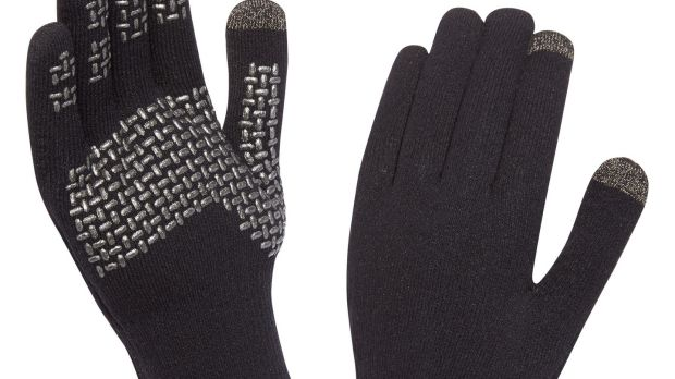 SealSkinz Ultra Grip Gloves, €45, are cosy, breathable and touch-screen compatible.
