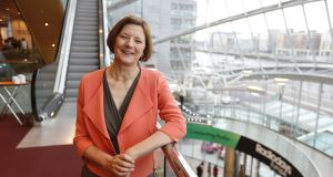 Former director of BBC Radio Helen Boaden, pictured in Dublin in 2014. Photograph: Conor McCabe