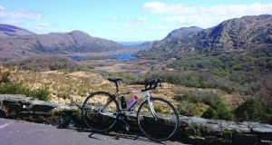 Ladies View, Killarney: one of the incredible views along the route.