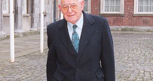 Liam St John Devlin became deputy chairman of  Allied Irish Banks in 1974 and remained in that  role until his retirement from the position in 1992