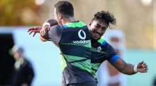 Irish rugby team named for South Africa game
