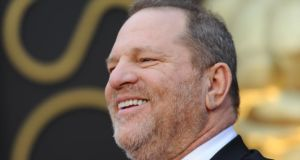 Harvey Weinstein: Did his impeccable liberal credentials make it harder for women to accuse him of repellent behaviour? Photograph: Robyn Beck/AFP/Getty