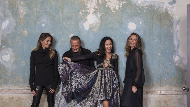 The Corrs: they've always wanted to capture their own Fleetwood Mac moment of dizzy, soft-rock genius
