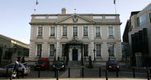 The Mansion House B electorial division is the most affluent in Co Dublin. Photograph: The Irish Times