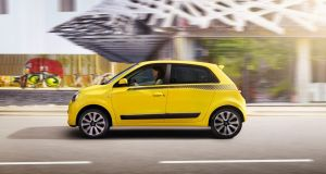 Renault Twingo: a sense of fun and frolics