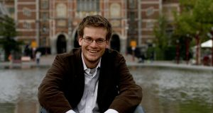YouTube celeb John Green remains a terribly talented author first and foremost. Photograph: Ton Koene