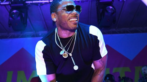 Rapper Nelly – extravagant and ridiculous nostalgia