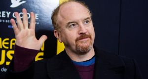 Louis CK's 'I Love You, Daddy' has also been dropped by its distributor. File photograph: Eric Thayer/Reuters