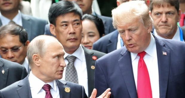 Putin And Trump Agree To Keep Fighting Isis In Syria