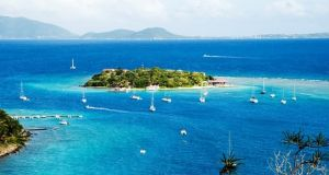 The fake eco-investment scheme used  firms registered in the British Virgin Islands. Photograph: Getty Images